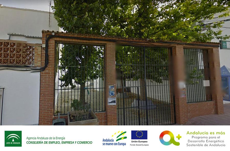 Subvención instalaciones de generación de energía térmica para Ayuntamiento de Cuevas del Becerro