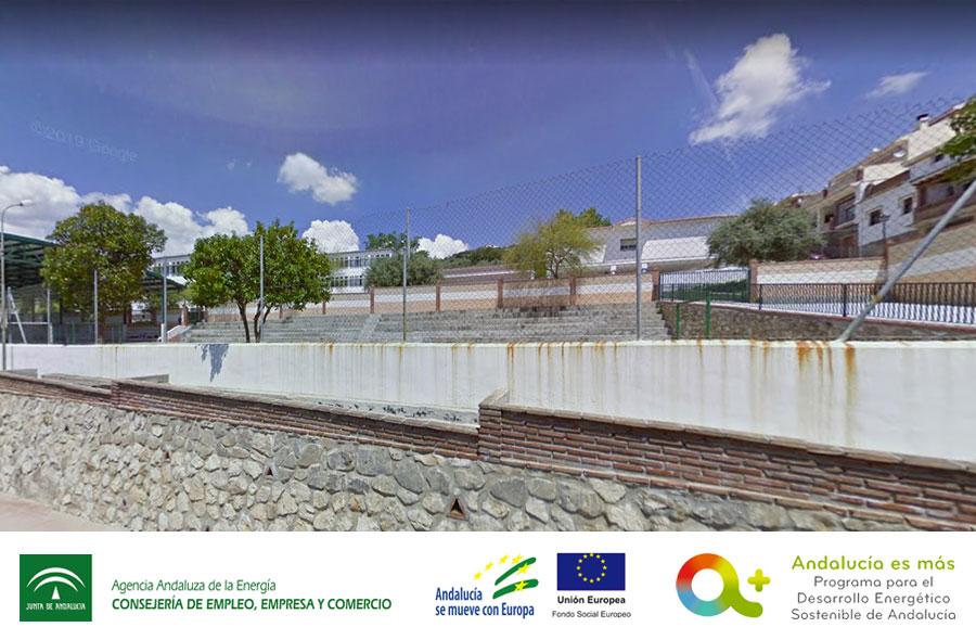 Subvención instalaciones de generación de energía térmica para Ayuntamiento de Periana