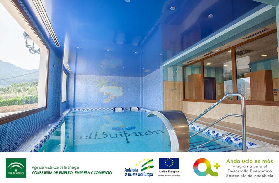 Subvención instalaciones de energía solar fotovoltaica para Residencia Tercera Edad El Buifran