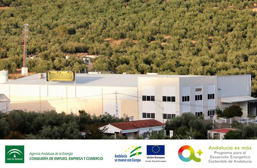 Subvención instalaciones de energía solar fotovoltaica para Los Jovianes